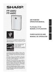 FP-A40U Operation Manual