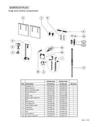 Parts List/Exploded View (PDF)
