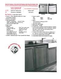 Quick Print Spec Sheet - D5223XXLCS
