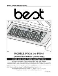 PIK33 Installation Guide