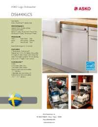 D5644XLCS Quick Spec Sheet