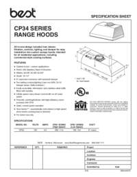 CP3 Specification Guide