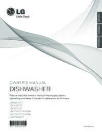 Owners Manual English, Spanish