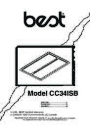 CC34ISB Installation Guide 99044819A