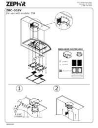 ZRC-00SV: Recirculating Kit