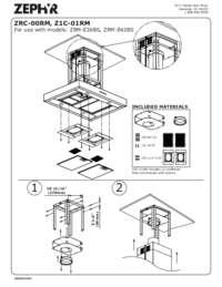 ZRC-0xRM: Recirculating Kits