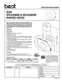 Best Sun WC43I 99044879A SpecSheet.pdf