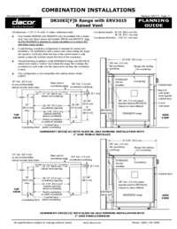 Combined Configuration DR30EI_ERV3015