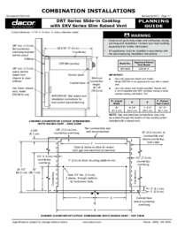 Combined Configuration DRT366 - ERV3615