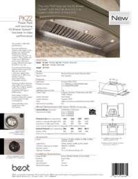 PK22 Sell Sheet 99850925A