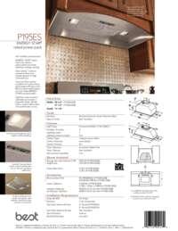 BEST P195ES Sell Sheet 99850919A