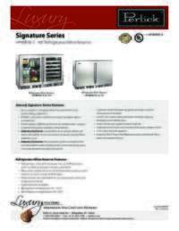 HP48RW-S Spec Sheet