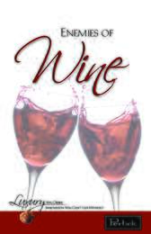 Perlick Enemies of Wine Brochure