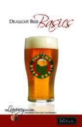 Perlick Draught Beer Basics Brochure