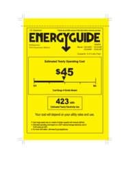DD400RS Energy label for USA.pdf