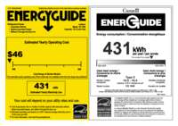 Energy Label CS 1640