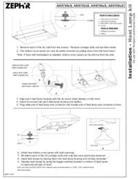 AK070xBS: Heat Lamp Kits