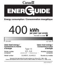 Energy Guide Stainless Canada