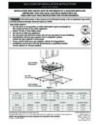 Installation Instructions (English Espa ol Fran ais)