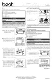 ANKUP27M Installation Guide SV21518 rev. 01