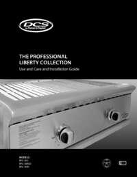 Liberty UCG Manual