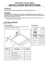 CAD-SK Install Instructions