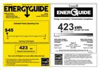 Energy Label CS 1400
