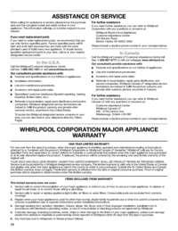 Warranty Information
