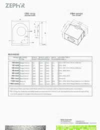 PBD-1100A: Dual Internal Blower, 1100 CFM