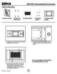 ZRC0100: Recirculating Kit