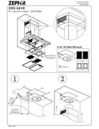 ZRC-0xVE: Recirculating Kits