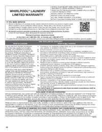 Warranty Info
