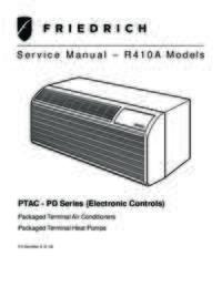 PTAC Service Manual E