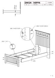 Rails Assembly Instructions