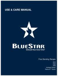 Use & Care Manual