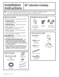 Installation Instructions