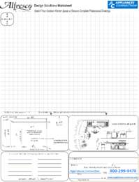 Alfresco Design Solutions Worksheet