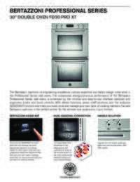 FD30 PRO XT Specification Sheet