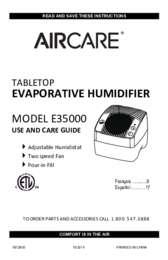 E35000 Owner Manual