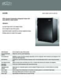Brochure AL652B