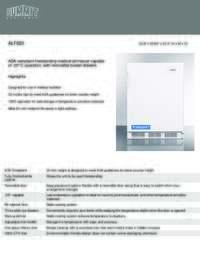 Brochure ALF620