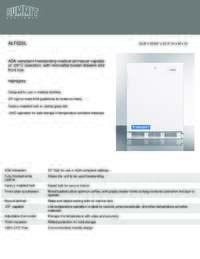 Brochure ALF620L