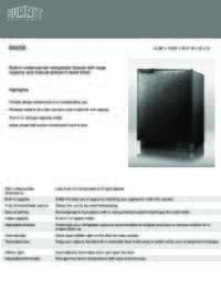 Brochure BI605B
