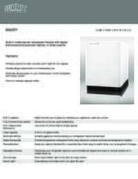 Brochure BI605FF