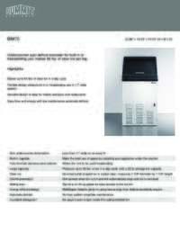 Brochure BIM70