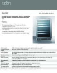 Brochure CL24WC2
