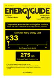 CL2R248 Energy Guide