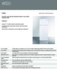 Brochure CP961