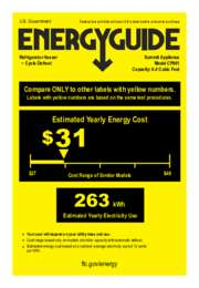 CP961 Energy Guide