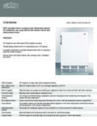 Brochure CT661BIADA